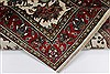 Kashmar Green Hand Knotted 211 X 411  Area Rug 250-27475 Thumb 1