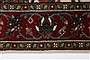 Kashmar Green Hand Knotted 211 X 411  Area Rug 250-27475 Thumb 4