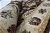 Ziegler Beige Hand Knotted 211 X 411  Area Rug 250-27478 Thumb 1