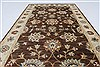 Ziegler Beige Hand Knotted 211 X 411  Area Rug 250-27478 Thumb 4