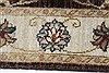 Ziegler Beige Hand Knotted 211 X 411  Area Rug 250-27478 Thumb 5