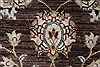 Ziegler Beige Hand Knotted 211 X 411  Area Rug 250-27478 Thumb 9