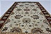 Ziegler Beige Hand Knotted 211 X 50  Area Rug 250-27480 Thumb 3