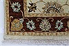 Ziegler Beige Hand Knotted 211 X 50  Area Rug 250-27480 Thumb 6