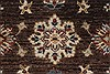 Ziegler Beige Hand Knotted 30 X 411  Area Rug 250-27481 Thumb 6