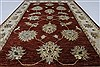 Ziegler Beige Hand Knotted 30 X 51  Area Rug 250-27488 Thumb 3