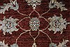 Ziegler Beige Hand Knotted 30 X 51  Area Rug 250-27488 Thumb 5