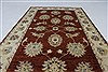 Ziegler Beige Hand Knotted 211 X 511  Area Rug 250-27493 Thumb 1