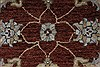 Ziegler Beige Hand Knotted 211 X 511  Area Rug 250-27493 Thumb 3