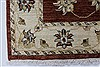 Ziegler Beige Hand Knotted 211 X 511  Area Rug 250-27493 Thumb 4