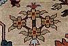 Serapi Multicolor Hand Knotted 31 X 51  Area Rug 250-27501 Thumb 15