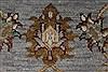 Pishavar Beige Hand Knotted 30 X 52  Area Rug 250-27503 Thumb 10