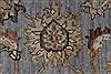 Pishavar Beige Hand Knotted 30 X 52  Area Rug 250-27503 Thumb 11