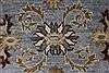 Pishavar Beige Hand Knotted 30 X 52  Area Rug 250-27503 Thumb 7