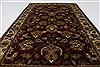 Kashmar Beige Hand Knotted 30 X 51  Area Rug 250-27512 Thumb 1