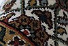 Herati Beige Hand Knotted 30 X 410  Area Rug 250-27513 Thumb 10