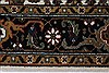 Herati Beige Hand Knotted 30 X 410  Area Rug 250-27513 Thumb 4