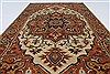 Serapi Brown Hand Knotted 211 X 50  Area Rug 250-27537 Thumb 2
