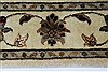 Kashmir Beige Hand Knotted 30 X 51  Area Rug 250-27578 Thumb 3
