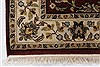 Tabriz Beige Hand Knotted 32 X 50  Area Rug 250-27582 Thumb 4