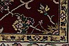 Isfahan Beige Hand Knotted 31 X 410  Area Rug 250-27596 Thumb 10