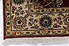 Isfahan Beige Hand Knotted 31 X 410  Area Rug 250-27596 Thumb 7