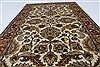 Kashan Brown Hand Knotted 31 X 51  Area Rug 250-27599 Thumb 2