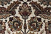 Kashan Brown Hand Knotted 31 X 51  Area Rug 250-27599 Thumb 7
