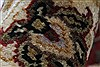 Kashmar Beige Hand Knotted 32 X 52  Area Rug 250-27600 Thumb 1