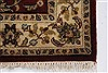Kashmar Beige Hand Knotted 32 X 52  Area Rug 250-27600 Thumb 6