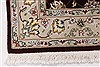 Tabriz Beige Hand Knotted 30 X 50  Area Rug 250-27603 Thumb 7
