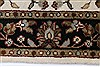 Kashan Beige Hand Knotted 32 X 51  Area Rug 250-27607 Thumb 4