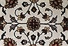 Kashan Beige Hand Knotted 32 X 51  Area Rug 250-27607 Thumb 5