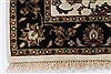 Kashan Beige Hand Knotted 32 X 51  Area Rug 250-27607 Thumb 6