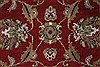 Kashan Beige Hand Knotted 211 X 51  Area Rug 250-27609 Thumb 5