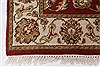 Kashan Beige Hand Knotted 211 X 51  Area Rug 250-27609 Thumb 6