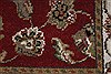 Kashan Beige Hand Knotted 211 X 51  Area Rug 250-27609 Thumb 9