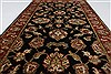 Kashan Beige Hand Knotted 30 X 52  Area Rug 250-27616 Thumb 3