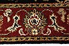 Kashan Beige Hand Knotted 30 X 52  Area Rug 250-27616 Thumb 4