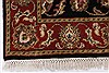 Kashan Beige Hand Knotted 30 X 52  Area Rug 250-27616 Thumb 6