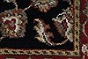 Kashan Beige Hand Knotted 30 X 52  Area Rug 250-27616 Thumb 9