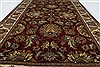 Kashmar Beige Hand Knotted 31 X 411  Area Rug 250-27618 Thumb 3