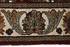 Kashmar Beige Hand Knotted 31 X 411  Area Rug 250-27618 Thumb 4