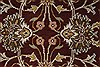 Kashmar Beige Hand Knotted 30 X 50  Area Rug 250-27628 Thumb 4