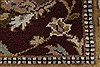 Kashmar Beige Hand Knotted 30 X 50  Area Rug 250-27628 Thumb 7