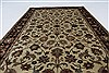 Kashmar Beige Hand Knotted 31 X 51  Area Rug 250-27633 Thumb 2