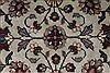 Kashmar Beige Hand Knotted 31 X 51  Area Rug 250-27633 Thumb 4