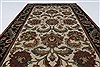 Kashan Beige Hand Knotted 32 X 51  Area Rug 250-27637 Thumb 2