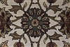 Kashan Beige Hand Knotted 32 X 51  Area Rug 250-27637 Thumb 4