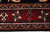 Karajeh Red Hand Knotted 211 X 410  Area Rug 250-27645 Thumb 2